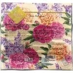 Napkins Luxy paper 15pcs - buy, prices for Novus - image 2