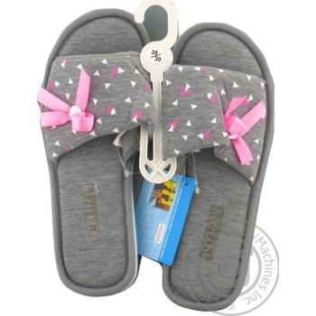 Обувь женская Marizel комнатная Poon-732 - купить, цены на Фуршет - фото 2