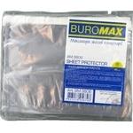 Файл для документів А4 BuroMax 40мкм 20шт