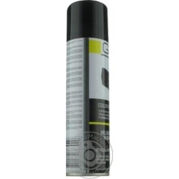Краска Glint для замши/нубука/велюра черная 250мл - купить, цены на Фуршет - фото 2