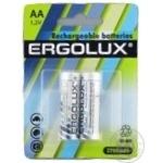 Аккумулятор Ergolux R6 2700mAh 2шт/уп