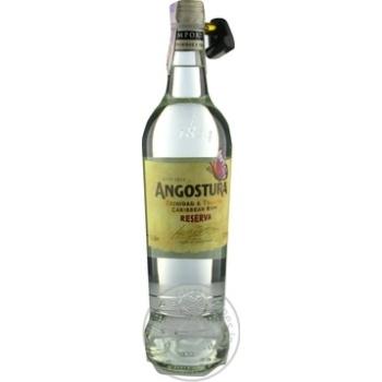 Angostura Reserva white Rum 37,5% 1l - buy, prices for Novus - image 1