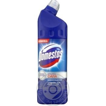 Domestos Эксперт сила 7 Чистящее средство для унитаза Сила шторма 1000мл