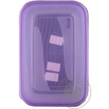 Емкость для СВЧ Keeeper Fredo Fresh 3003.1 прямоугольная 3.3л