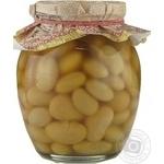 Vegetables kidney bean Khutorok in sauce 400g