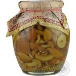 Mushrooms honey fungus Khutorok pickled 350g