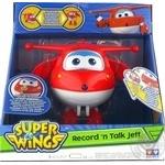 Іграшка Super wings арт.YW711410 Jett записує та розмов.