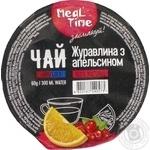 Чай Meal Time Клюква с апельсином 60г