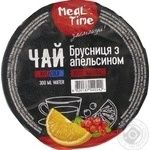 Tea Meal time with lingonberry frozen 60g