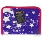 Пенал CFS Starry Violet твердый 1 отделение арт. CF86605