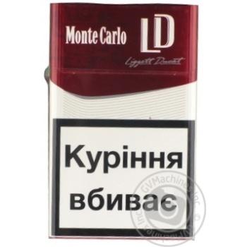 Сигареты Monte Carlo LD Red