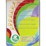 Цветная бумага Green Orange А4 PAS зеленая 100 листов