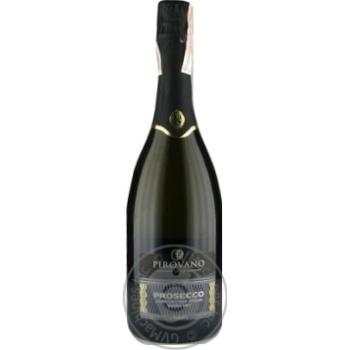 Вино ігристе Pirovano Prosecco DOC Extra Dry белое сухое 11% 0,75л - купить, цены на Novus - фото 1
