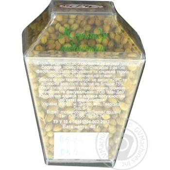 Spices cilantro Mac day 40g - buy, prices for Novus - image 1