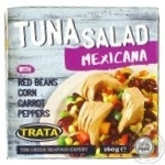 Salad tuna Mexican with vegetables canned 160g