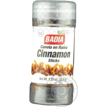 Приправа кориця палички BADIA 35,4 гр