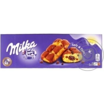 Печенье Milka Бисквит и шоколад 175г
