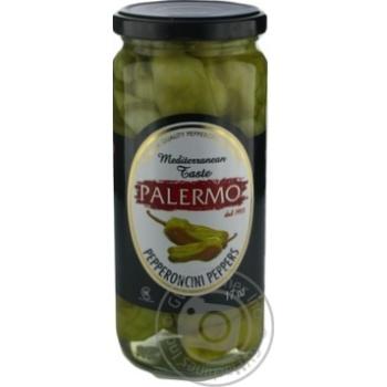 Перець гострий Palermo пеперончіні консервований пастеризований 500мл