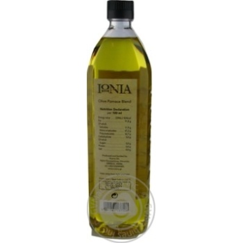 Oil Ionia sunflower refined 1000ml - buy, prices for Novus - image 2