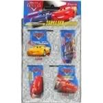 Закладки магнітні Cars 1 Вересня
