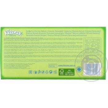Kleenex Balsam Tissue Wipes 72pc - buy, prices for CityMarket - photo 4