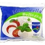 Сыр Mozzarella Bellezza 45% 125г