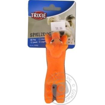 Іграшка для тварин Trixie Порося латекс 13,5см