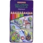 CFS Premium Colored Pencils 12 colors