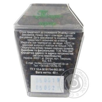 Перец тимут Мак-Дэй 40г - купить, цены на Novus - фото 1