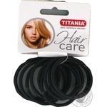 Защіпка Titania для волосся 9шт