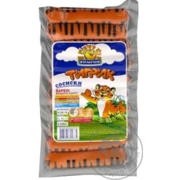 Yatranchik Tygryk Boiled Sausages - buy, prices for Furshet - image 2