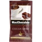 Напиток шоколадный МакШоколад горячий шоколад растворимый с сахаром и подсластителями в стиках 20г Сингапур