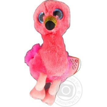 TY Beanie Boo's Gilda Flamingo Soft Toy 15cm - buy, prices for Novus - image 2