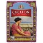 Чай черный Chelton English Paradise крупнолистовой 100г