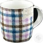 Чашка Англійська клітка S&T 350мл 6121