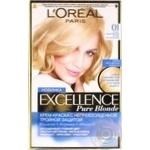 Крем-краска для волос L'Oreal Excellence Creme 01 супер-осветляющий русый натуральный