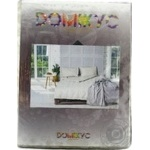 Комплект постельного белья Домикус евро 200х220см