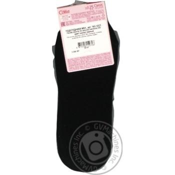 Подследники Conte Elegant Classic женские черные 25р - купить, цены на Novus - фото 5