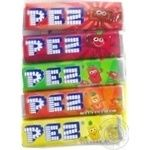 PEZ with fruit candy 5*8,5g