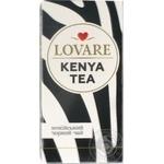 Tea Lovare black packed 24pcs 48g