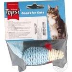 Игрушка Topsi для кошек 6см - купить, цены на Метро - фото 2