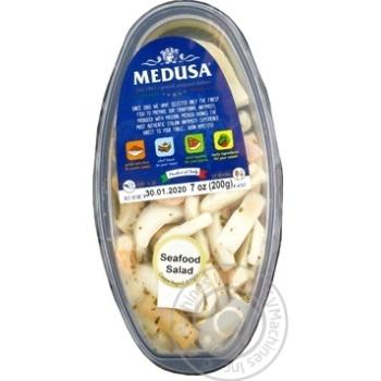 Салат з морепродуктів Medusa 200 гр