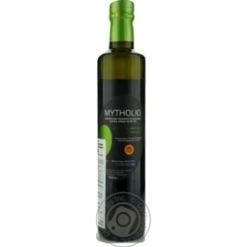 Масло оливковое Mytholio Sitia Extra Virgin 500мл