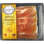 Jamon serrano Bodega raw cured 100g