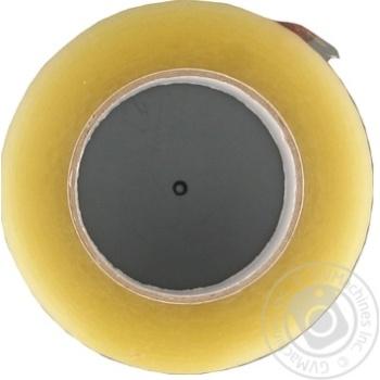 Клейкая лента упаковочная прозрачная 48ммХ200м - купить, цены на Метро - фото 1