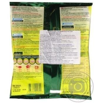 Фасоль Bonduelle зеленая стручковая целая на пару замороженная 400г - купить, цены на Метро - фото 2