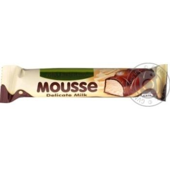Millenium Mousse milk chocolate 38g