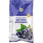Чай фруктово-медовый Аскания Черная смородина концентрат 50г