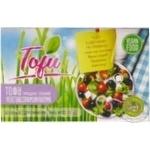 Тофу соевый Шинкарь Vegetables&Mushrooms с овощами и грибами 250г