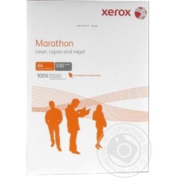 Бумага Xerox Marathon A4 500шт